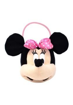Cubeta para dulces de Minnie Mouse de peluche
