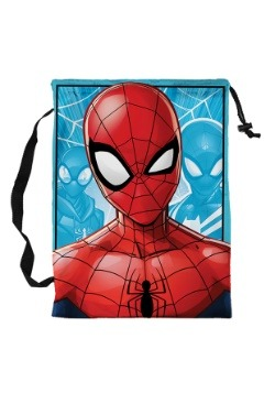 Bolsa de trick or treat de funda de almohada de Spiderman