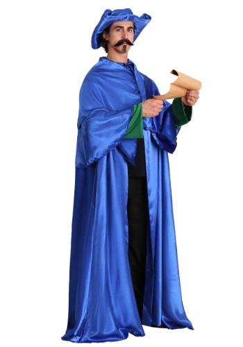 Disfraz de investigador Munchkin talla extra