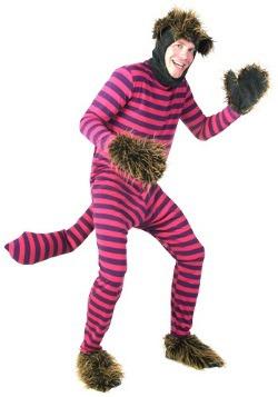 Disfraz de gato Cheshire talla extra