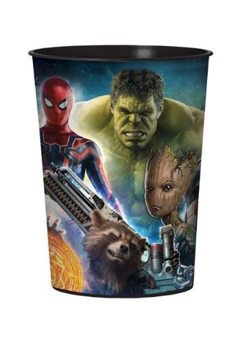 Vaso fiesta de plástico Marvel Avengers Infinity Wars 16 oz.