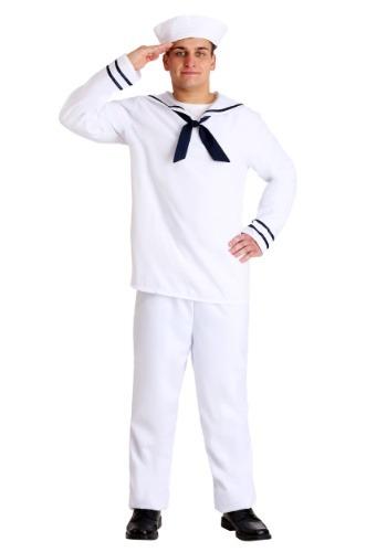 Disfraz de marinero talla grande para hombre