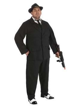 Disfraz de gángster talla extra