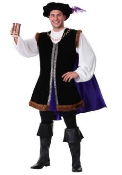 Disfraz de Hombre Noble del Renacimiento talla extra