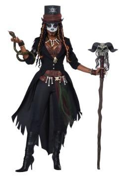 Disfraz de magia vudú para mujer