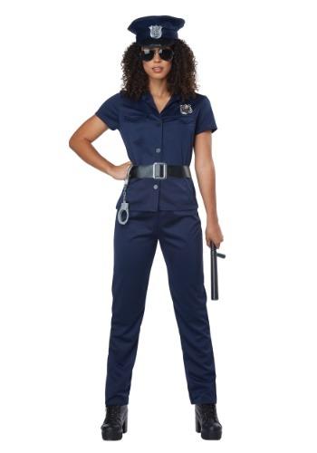 Traje de mujer policía