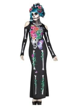 Disfraz de Huesos Hermosos para Mujer