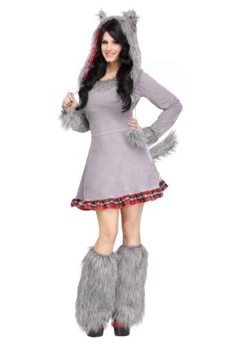 Disfraz de Lobo Cub de las mujeres