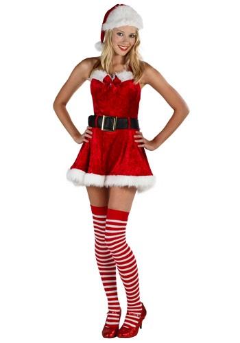 Disfraz de Señora Claus sexy talla extra