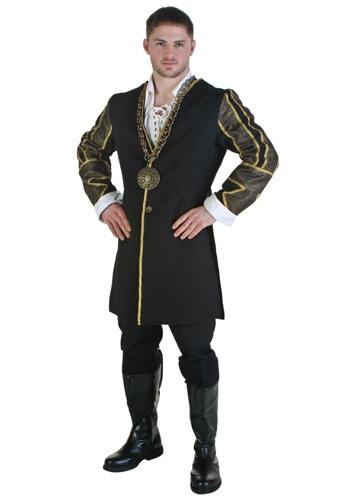 Disfraz de Enrique VIII talla extra