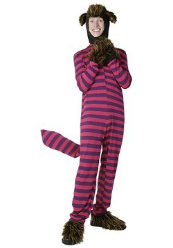 Disfraz de gato Cheshire para adolescente