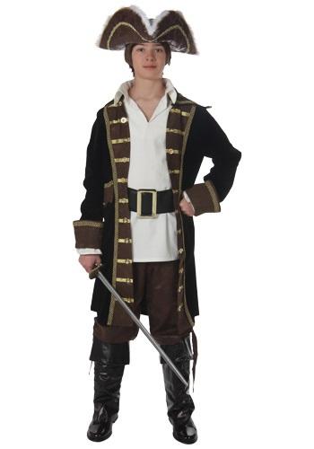 Disfraz de pirata realista adolescente para adolescente