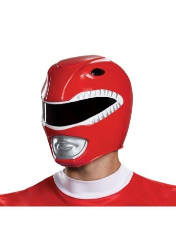 Casco de Ranger Rojo para adulto