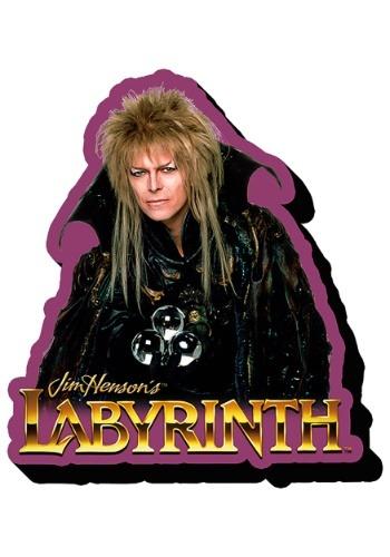 Imán grueso funky de Jareth de Laberinto