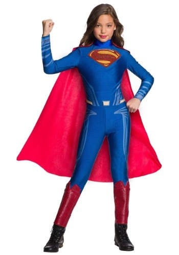Jumpsuit de DC Girl Superman