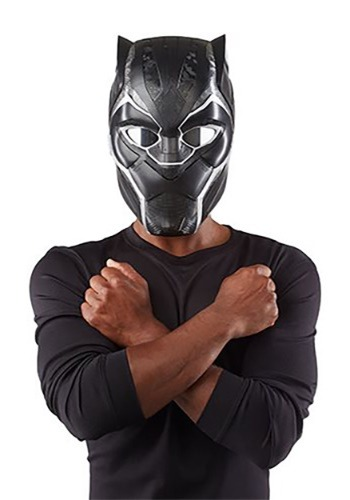 Casco electrónico Black Panther de la serie Marvel Legends