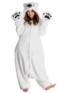 Kigurumi de oso polar