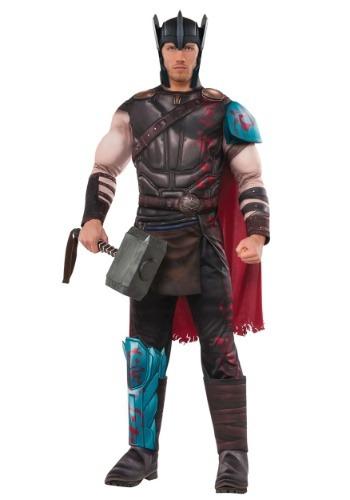 Disfraz de gladiador de lujo adulto Thor
