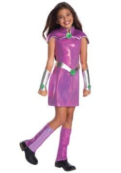 DC Superhero Girls Deluxe Starfire Girls Costume