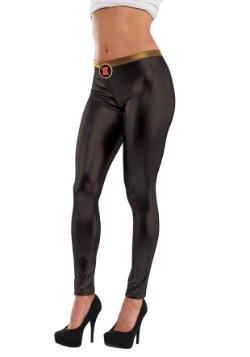 Avengers Black Widow Mujer Leggings