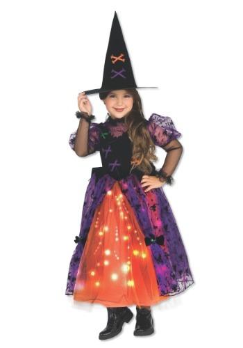 Disfraz de Sparkle Witch Girl