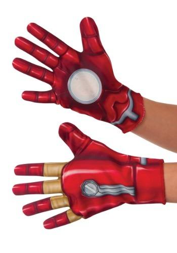 Guantes de Iron Man para niños