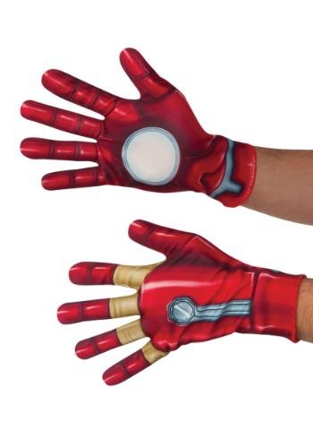 Guantes de Iron Man para adulto
