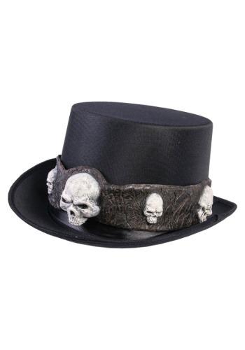 Sombrero de copa cráneo