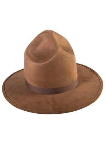 Sombrero extra alto de lujo de policía montado