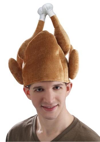 Sombrero de pavo asado