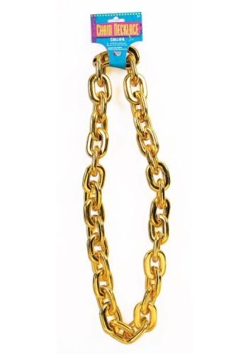 Cadena de oro Jumbo