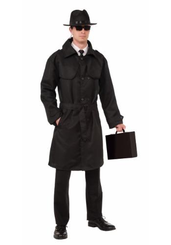 Agente secreto Trench Coat