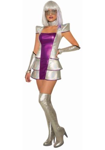 Disfraz de princesa Plutón para mujer