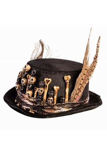 Sombrero de copa vudú
