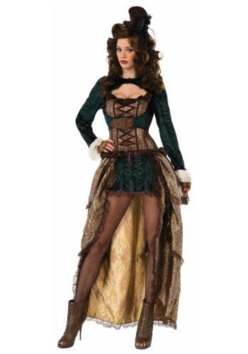 Disfraz de Madame Steampunk