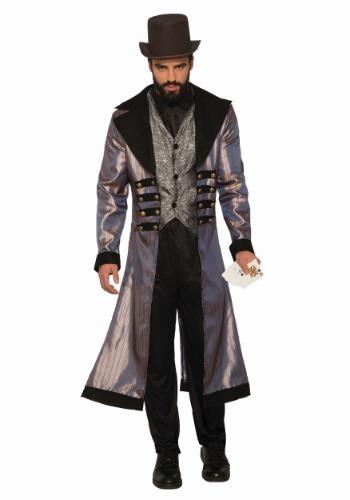 Disfraz de apostador de Badlands de lujo