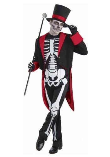 Disfraz de señor Bone Jangles para hombre