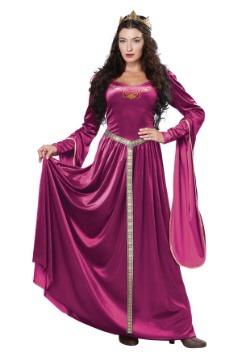 Disfraz de Lady Guinevere para mujer
