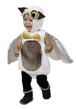 Toddler Otis el traje de búho