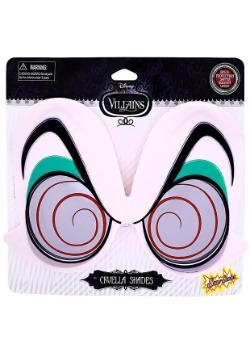 Villanos de Disney Cruella Sunstaches