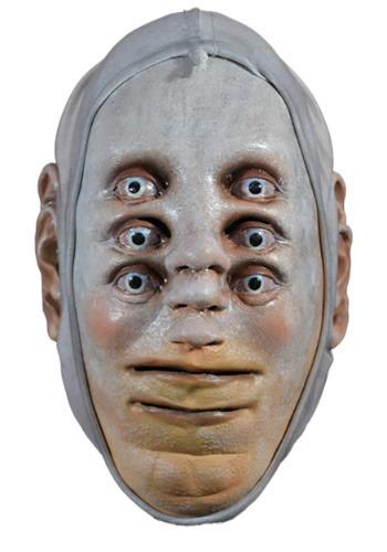 Máscara de vértigo para adultos