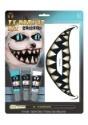 Kit de maquillaje Big Mouth del Gato de Chesire