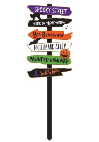Estaca gigante de la yarda de Halloween
