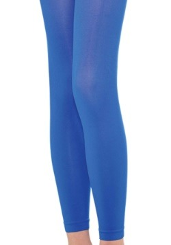 Adult Blue Leggings