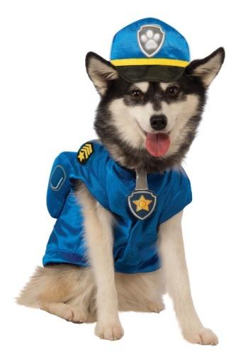 Disfraz de Chase de Paw Patrol para mascota