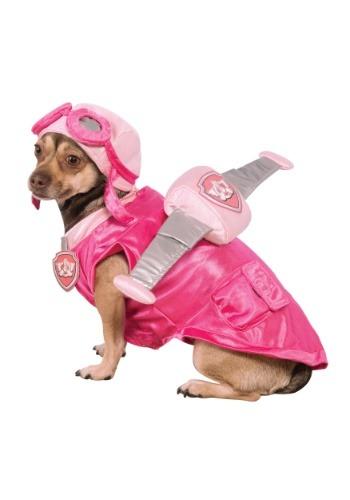 Disfraz de mascota de Skye de Paw Patrol
