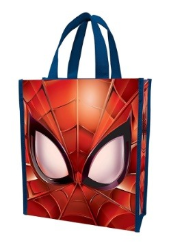 Marvels Spider-Man Reciclado Shopper Tote Treat Bag