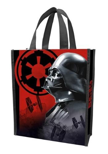 Tote de compras reciclado de Star Wars Tote de Darth Vader T