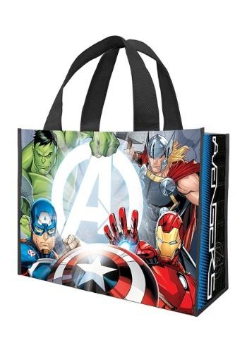 Bolsa tipo tote reciclada grande para dulces Marvel Avengers