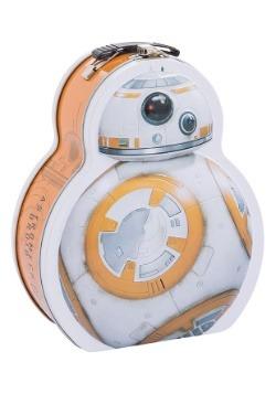 Lonchera Star Wars BB-8 en forma de bolsa de estaño